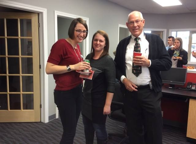 St. Thomas New Office Grand Opening (December 2014)