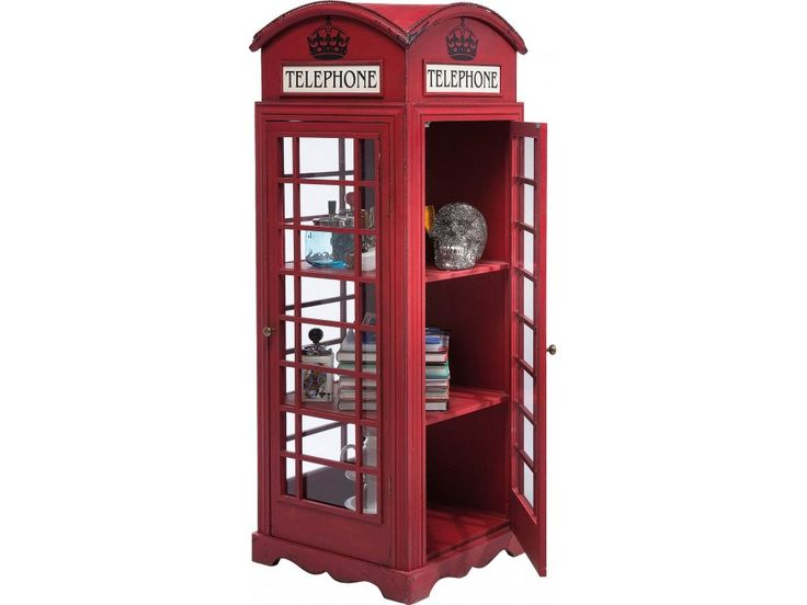 Witryna London Telephone — Witryny Kare Design — sfmeble.pl