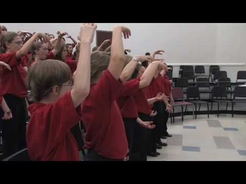 The Art of the Vocal Warm-up - great ideas for warm-ups including stretching and vowel shapes and placement. He uses lots of kinaesthetic movements to help enforce concepts - love it!
