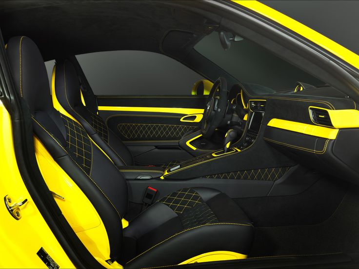The TECHART Program For Porsche 911 Will Make Its Debut At 2012 Geneva Motor Show Developed Exterior Design Carrera And