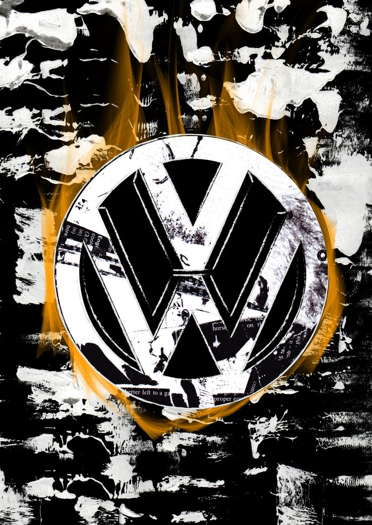This poster was inspired by the Volkswagen pollution scandal created by myself: Adam Hodkinson
