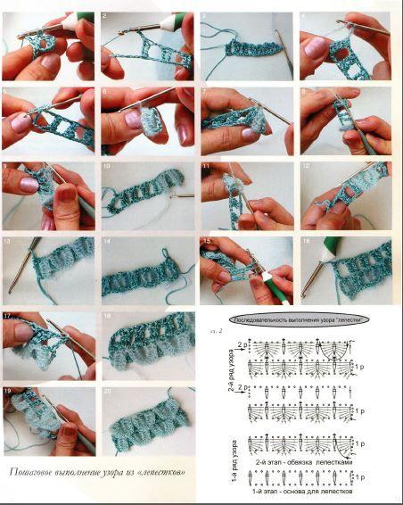 254 Best Nrimo Ratai Images On Pinterest Crochet Patterns