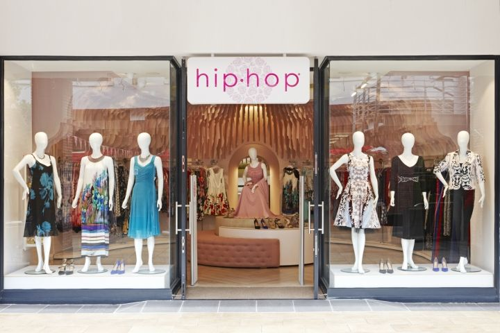 Hip Hop clothing store by Haldane Martin, Cape Town – South Africa » Retail Design Blog