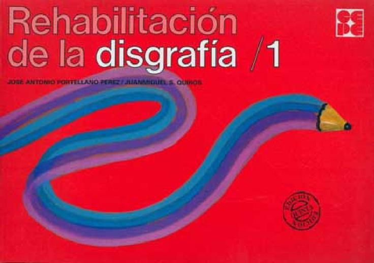 Rehabilitacion de La Disgrafia 1 - Parcial