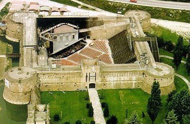 Ravenna, Rocca Brancaleone