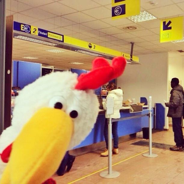 Chicketto fa le commissioni per Chick by Chick, via Flickr