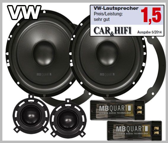 VW Golf VI car speakers loudspeaker upgrade kit front doors http://www.car-hifi-radio-adapter.eu/en/car-speaker/vw/vw-golf-vi-car-speakers-loudspeaker-upgrade-kit.html - https://www.pinterest.com/radioadaptereu/feed.rss Car Hifi Radio Adapter.eu VW Golf VI 2008 onwards car speakers upgrade kit best in test in the German Autohifi magazine test winner