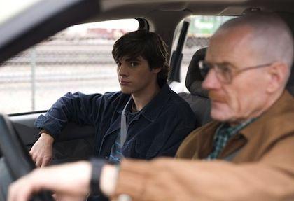 Walter & Walt Jr. (aka Flynn) - Breaking Bad