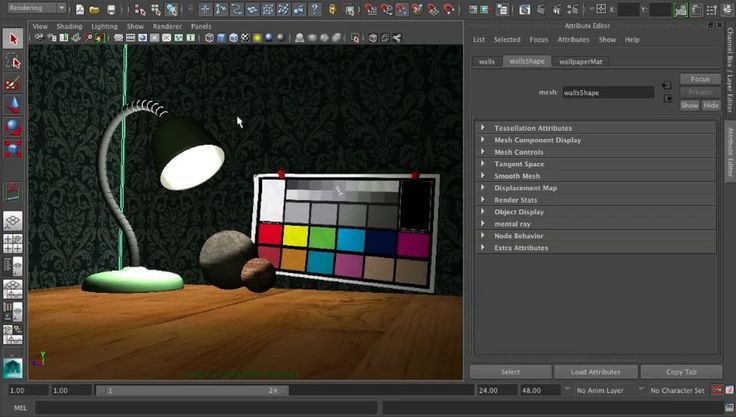 Linear Light Workflow in Maya, Maya Linear Light Workflow, Maya Lighting &…