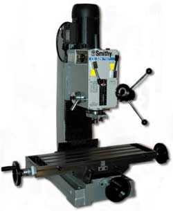 "Smithy CX-329 ""mini"" Benchtop Milling Machine weighs 660 lbs"