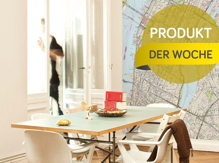 extratapete: Die Stadt an der Wand: Von Berlin bis Wien, von Kopenhagen bis Venedig – es gibt fast keine Stadt, die… #News #Innenwände
