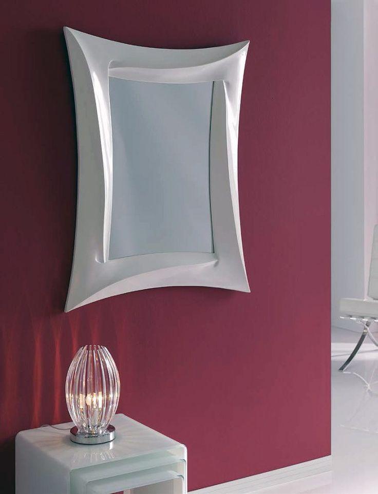 Espejo rectangular enmarcado (294 – DE16) - Muebles CASANOVA