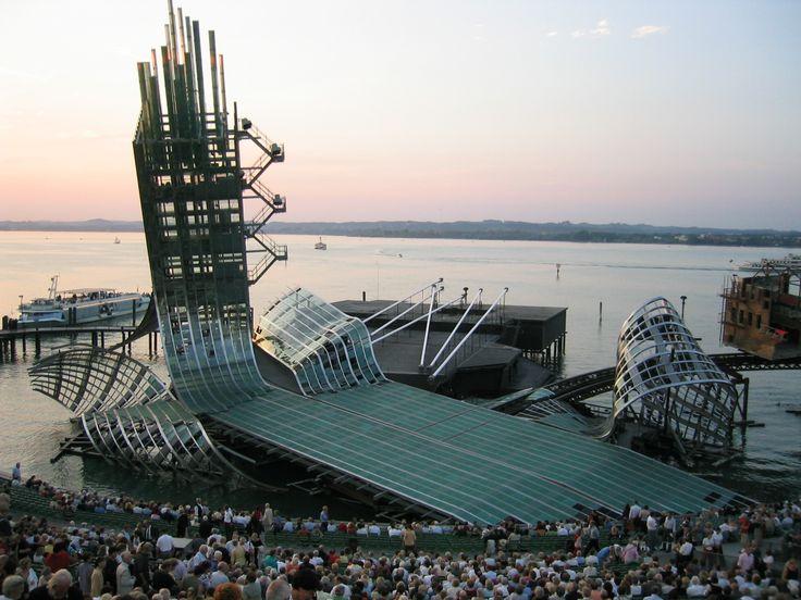 West Side Story. Bregenz Festival. George Tsypin.