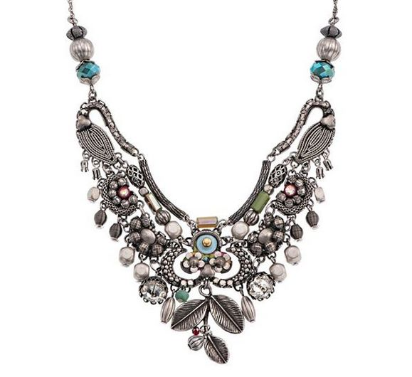 Capricorn Spirit Necklace | Ayala Bar Indigo Collection – Winter 2015/16