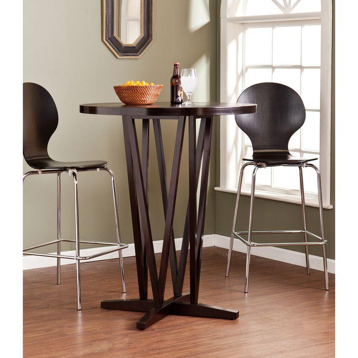 Harper Blvd Hubert Dark Espresso Bar Table by Harper Blvd  Bar