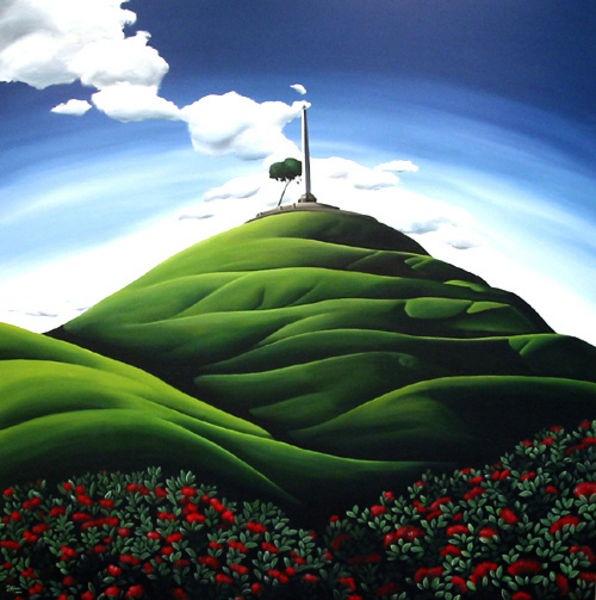 One Tree Hill by Diana Adams