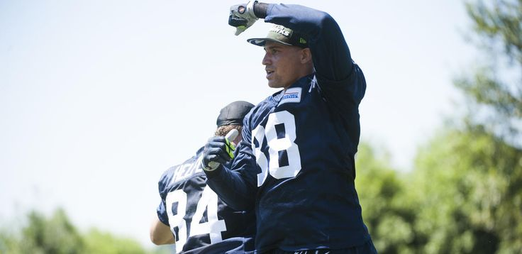 Jimmy Graham Unveiled On NFL Network's Top 100 Players Of 2015 | Seattle Seahawks