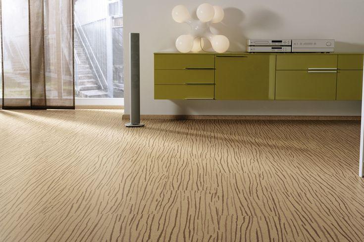 Eco-friendly cork flooring planks- Cork Flooring Pinterest - parkett in der küche