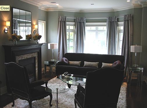 i am thinking about this color scheme for my living room gray green walls already have with. Black Bedroom Furniture Sets. Home Design Ideas