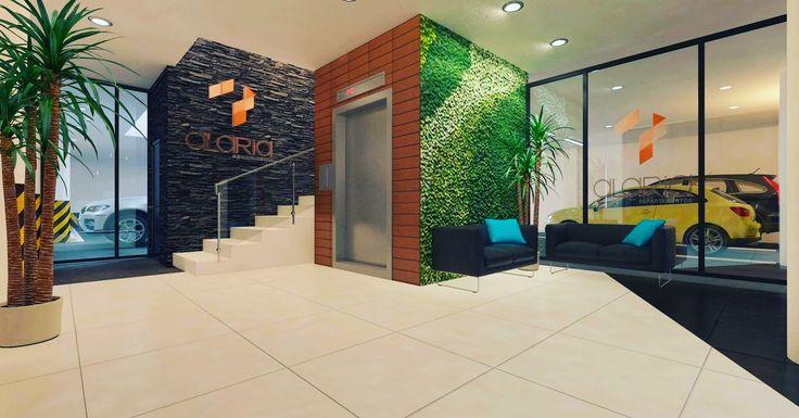 ¡En Torre Alaria buscamos ofrecerte los mejores espacios! Disfruta de lobby y elevador en tu próximo departamento  #viveatumanera #torrelaria #lobby