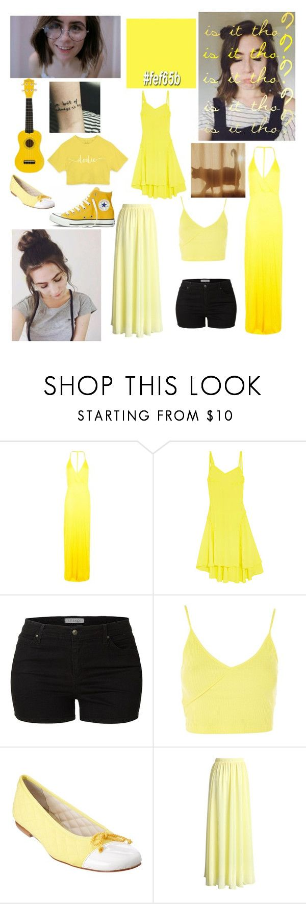 """""""is it tho?"""" by that-girl-under-the-stairs ❤ liked on Polyvore featuring Sirius, Boohoo, Cédric Charlier, LE3NO, Topshop, French Sole FS/NY and Chicwish"""