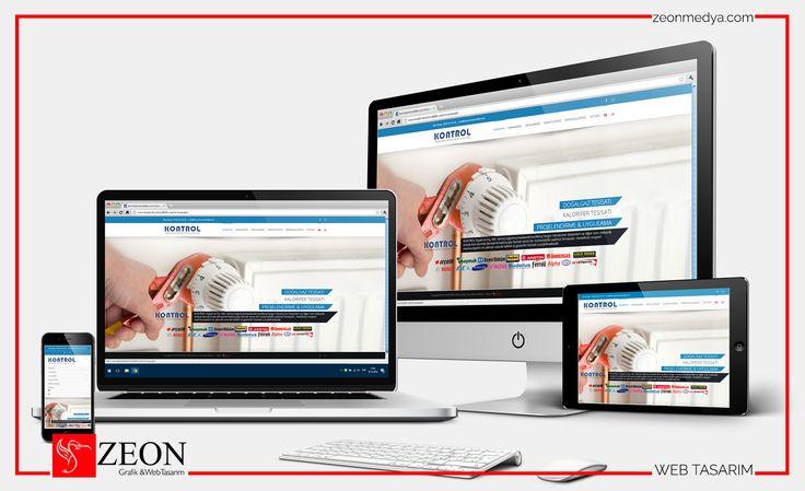 Zeon Medya | Kontrol Mühendislik WebTasarım