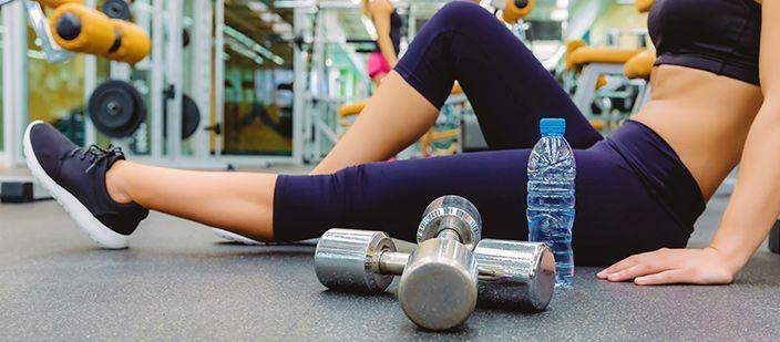 15-Minute Upper Back Workout With Dumbbells