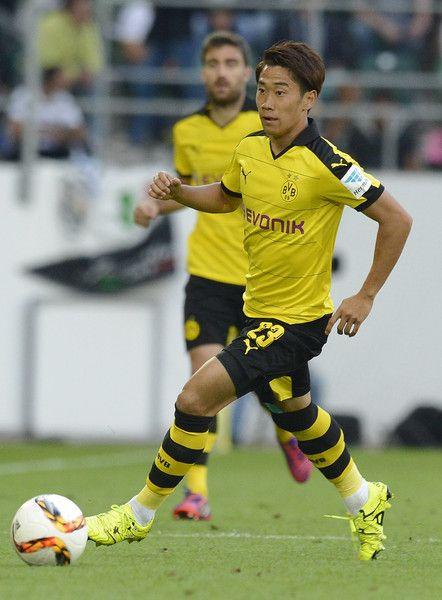 Shinji Kagawa Photos - Juventus v Borussia Dortmund - Preseason Friendly - Zimbio