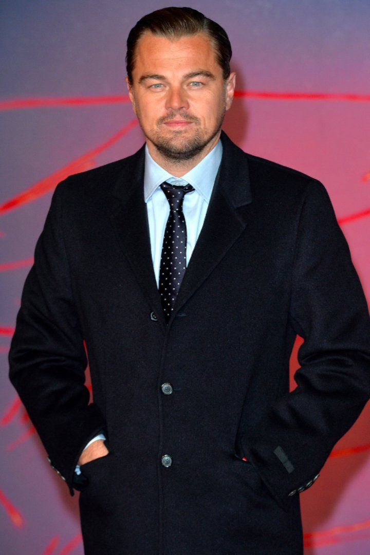 Leonardo DiCaprio's Award Show Hot Streak Continues When He's Not Even There