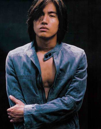 Jerry yan unf my meteor garden days his dao ming si character