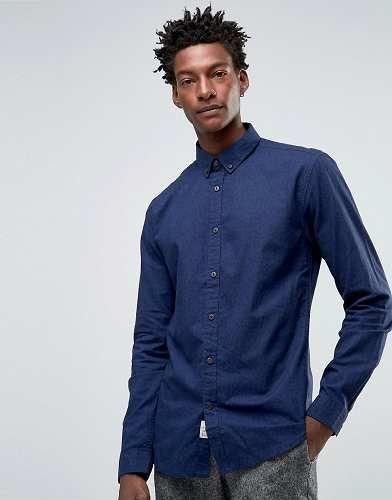 Prezzi e Sconti: #Selected camicia slim a maniche lunghe - taglia S  ad Euro 11.49 in #Selected #Male saldi camicie