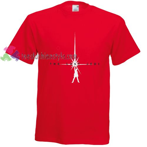 Star Wars The Last Jedi red t shirt gift tees cool tee shirts //Price: $11.99  //