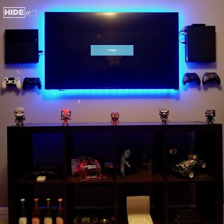 Well, things have changed o. Wall Mount for PlayStation 4 | HIDEit 4 - HIDEit Mounts ...