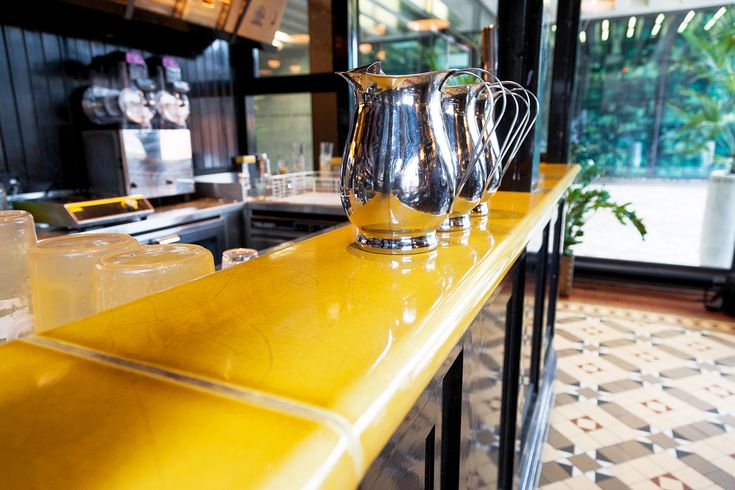 Dishoom Restaurant – Safran -  London (UK)