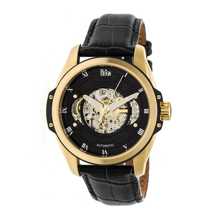 Reign Gold Constantine Watch