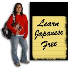 Learn Japanese for free - resources