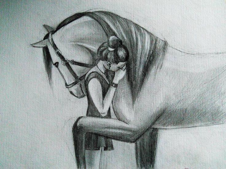 #afalina #아팔리나 #drawing #night #sketch #work #paint #pen #anime #manga #밤 #화가 #화이트 #그림 #데생 #스케치 #사랑 #연필 #heir #draw_time #검정색 #music #말 #horse