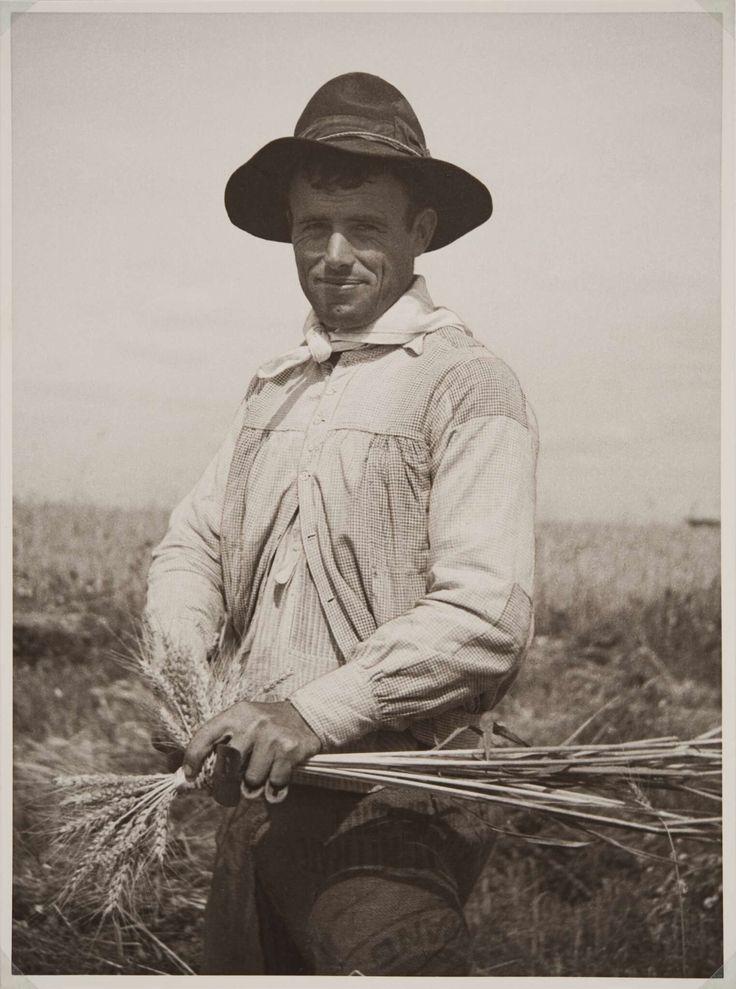 Retratos de Artur Pastor. Alentejo, década de 40.