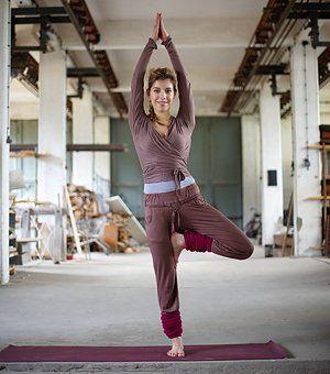 Entspannungs Yoga