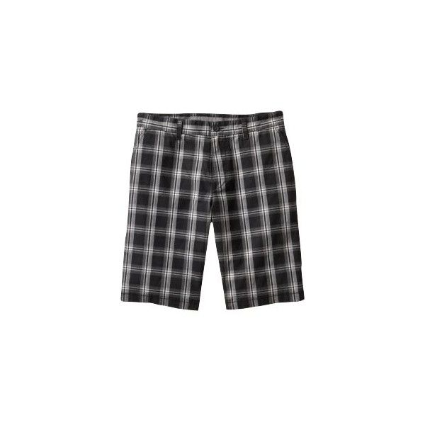 Men: Men's Plaid Twill Shorts - Black ($20) ❤ liked on Polyvore featuring men's fashion, men's clothing, men's shorts, shorts, men, mens beach wedding apparel, mens plaid shorts, men's apparel, mens beach shorts and mens twill shorts