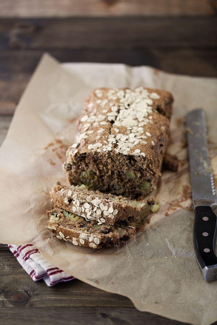 Oat Bread, Oat Quick, Sweet, Rhubarb Oat, Food, Quick Breads, Savory ...