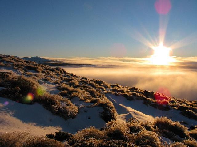 On the Kepler Track, Fiordland, New Zealand. Photo: Jermonic #nzgreatwalks