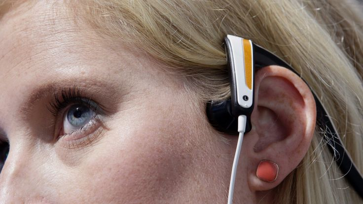 """A new app called Autour promises to be the equivalent of """"neon signs for blind people"""" according to its designer."""