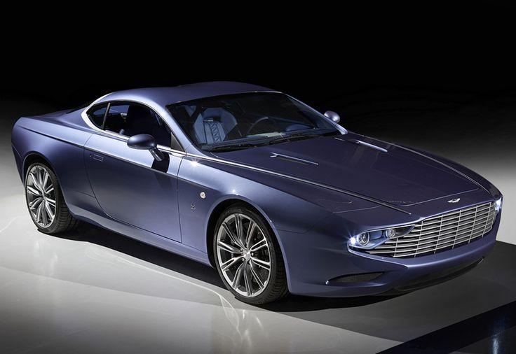 2013 Aston Martin DBS Zagato Coupe Centennial