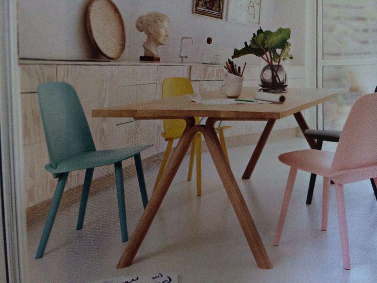17 best images about esstisch on pinterest hay design. Black Bedroom Furniture Sets. Home Design Ideas