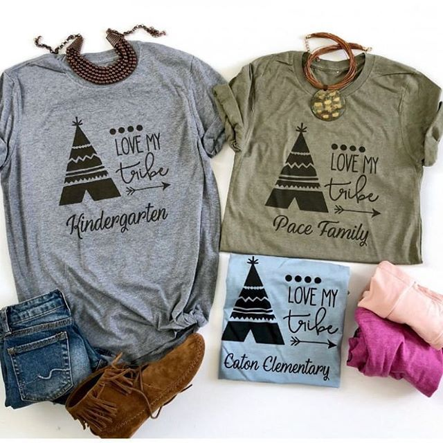ad Say hello to the perfect family reunion or family vacation tees! Only $18 shipped!  #sixsistersstyle #winterfaves #favtees