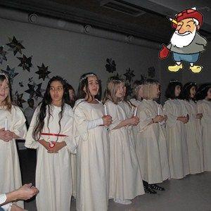 Jul: Tosprogede elever elsker også jul