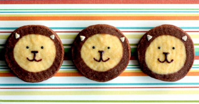 lví sušenky