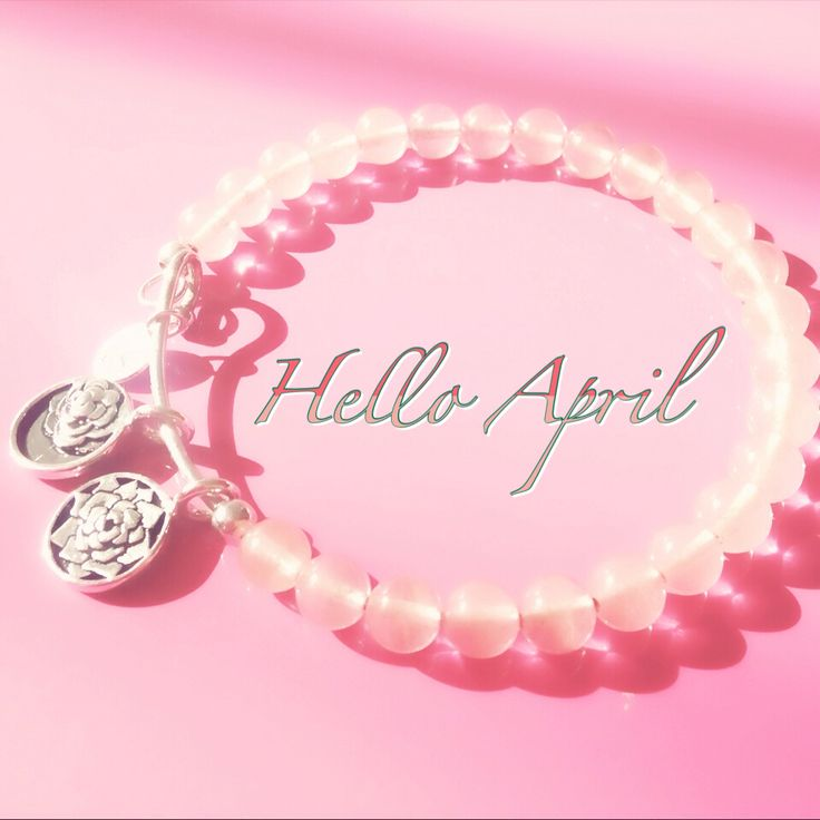 Rose quartz bead bangle