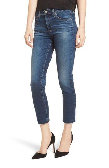 c4c0d927ddd0 New AG Prima Crop Skinny Jeans
